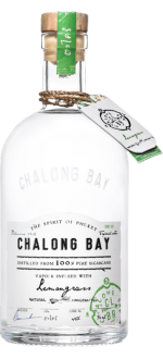 RUM CHALONG BAY INFUSION CITRONNELLE