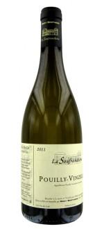 POUILLY VINZELLES 2013 - LA SOUFRANDIERE (France - Vin BIO Bourgogne - Pouilly Vinzelles AOC - Vin BIO Blanc - 0,75 L)