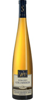 RIESLING ERNEST SGN 2009 - DOMAINE SCHLUMBERGER