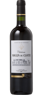 CHATEAU MOULIN DE CLOTTE 2010