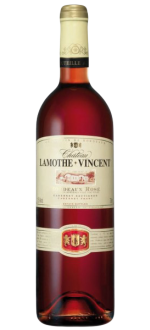 CHATEAU LAMOTHE-VINCENT ROSE 2016
