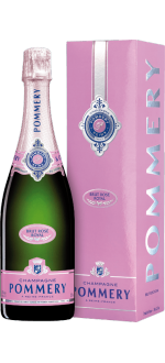 CHAMPAGNE POMMERY - BRUT ROSE - ASTUCCIATO