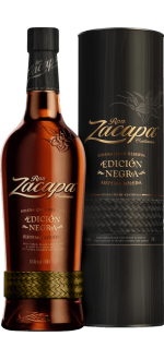 RUM ZACAPA EDICITION NEGRA - EN ETUI