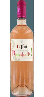 LE P'TIT RAMATUELLE 2016 - DOMAINE RAMATUELLE