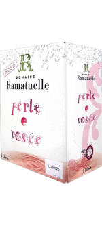VINI BOX PERLE ROSE - DOMAINE RAMATUELLE