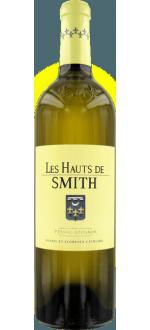 LES HAUTS DE SMITH 2015 - BLANC - SECONDO VINO DEL CHATEAU SMITH HAUT LAFITTE
