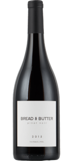 BREAD AND BUTTER - PINOT NOIR 2015