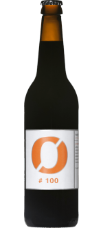 #100 50CL - BIRRIFICIO NOGNE Ø