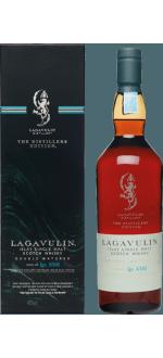 LAGAVULIN DISTILLERS EDITION - ASTUCCIATO