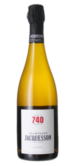 CHAMPAGNE JACQUESSON - CUVEE 740