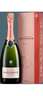 CHAMPAGNE BOLLINGER - BRUT Rosé