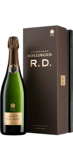CHAMPAGNE BOLLINGER - CUVEE R.D. 2002