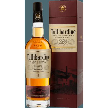 TULLIBARDINE - 228 BURGUNDY - ASTUCCIATIO