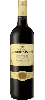 CHATEAU LAMOTHE-VINCENT ROUGE 2016