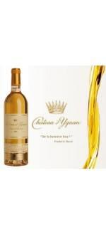 Chateau YQUEM - 1er cru classé supérieur 2001 ( France-Bordeaux-Sauternes AOC-Blanc-0,75L )