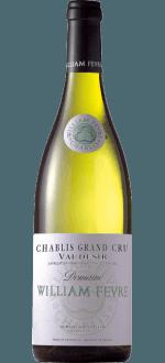 CHABLIS GRAND CRU VAUDESIR 2013 - DOMAINE WILLIAM FEVRE