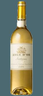 ANGE D'OR SAUTERNES 2015 - DOURTHE