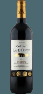 CHATEAU LA BRANNE 2014 - CRU BOURGEOIS