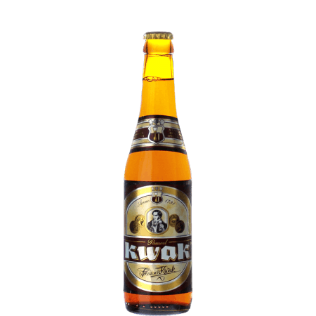 KWAK 33CL - BIRRIFICIO BOSTEELS