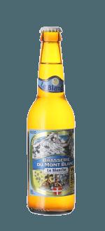 BLANCHE DEL MONT-BLANC 33CL - BIRRIFICIO MONT-BLANC