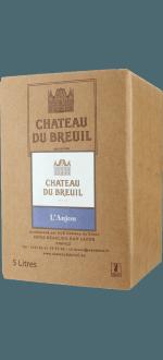 ENOBOX - CHATEAU DU BREUIL - ANJOU ROUGE 2015
