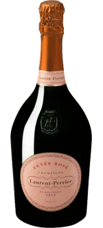 CHAMPAGNE LAURENT PERRIER - BRUT ROSE