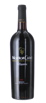 MOUTON CADET RÉSERVE MÉDOC 2015 - BARON PHILIPPE DE ROTHSCHILD