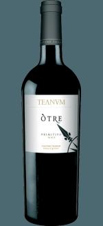 CANTINE TEANUM - OTRE PRIMITIVO 2016