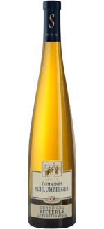 GEWURZTRAMINER GRAND CRU KITTERLE 2010 - DOMAINE SCHLUMBERGER