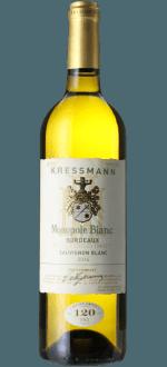 KRESSMANN MONOPOLE BLANC 2016