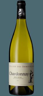 CHARDONNAY 2016 - CELLIER DES DEMOISELLES