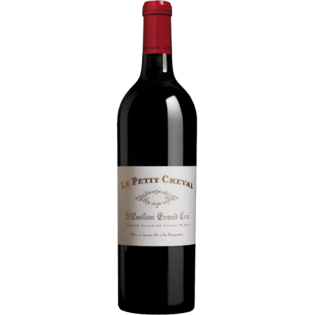LE PETIT CHEVAL 2010 - SECONDO VINO DEL CHATEAU CHEVAL BLANC