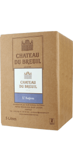 ENOBOX - CHATEAU DU BREUIL - ANJOU ROUGE 2016
