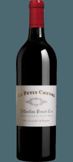 LE PETIT CHEVAL 2012 - SECONDO VINO DEL CHATEAU CHEVAL BLANC