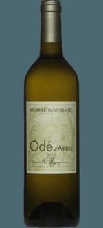 ODE D'AYDIE PACHERENC DU VIC BILH SEC 2016 - CHATEAU D'AYDIE