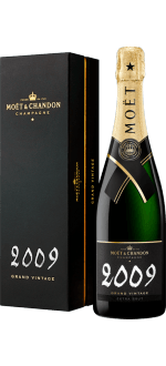 CHAMPAGNE MOET ET CHANDON - GRAND VINTAGE 2009 - EN COFANETTO REGALO