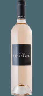 MAGNUM CUVEE DOMAINE ROSE 2017 - DOMAINE DE FONDRECHE