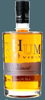 RUM CLÉMENT - RUM VIEUX SILVER