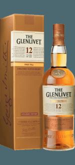 THE GLENLIVET FIRST FILL 12 ANNI - ASTUCCIATIO