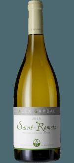 SAINT-ROMAIN BLANC 2015 - ALEX GAMBAL