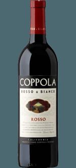 FF COPPOLA - ROSSO CABERNET SAUVIGNON - 2015