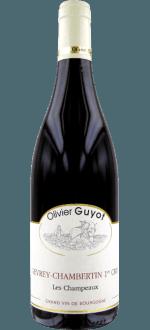 GEVREY CHAMBERTIN LES CHAMPEAUX 2015 - DOMAINE OLIVIER GUYOT
