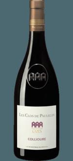 COLLIOURE ROUGE 2016 - CLOS DE PAULILLES