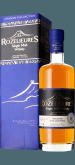 WHISKY DE LORRAINE G.ROZELIEURES - ORIGINE COLLECTION - EN ÉTUI