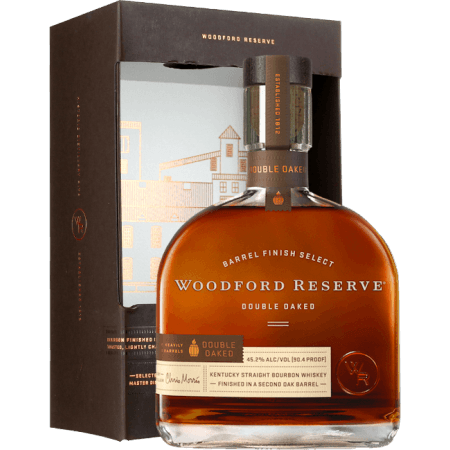 WOODFORD RESERVE BOURBON DOUBLE OAKED