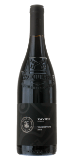 VACQUEYRAS 2015 - XAVIER VIGNON