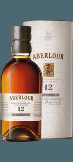ABERLOUR 12 ANNI - NON CHILL FILTERED - EN ETUI