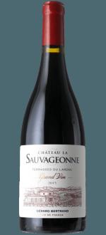 CHATEAU LA SAUVAGEONNE GRAND VIN 2015 - GERARD BERTRAND