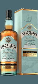 WHISKY SHACKLETON - EN ETUI