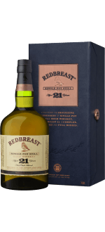 REDBREAST 21 ANNI SINGLE POT STILL - EN COFANETTO REGALO